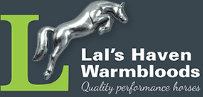Lals Haven Warmbloods logo