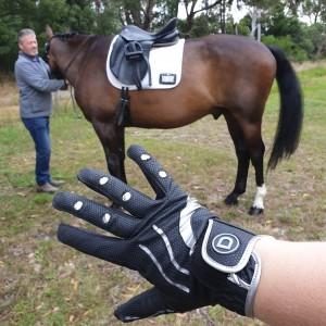 Dublin riding gloves